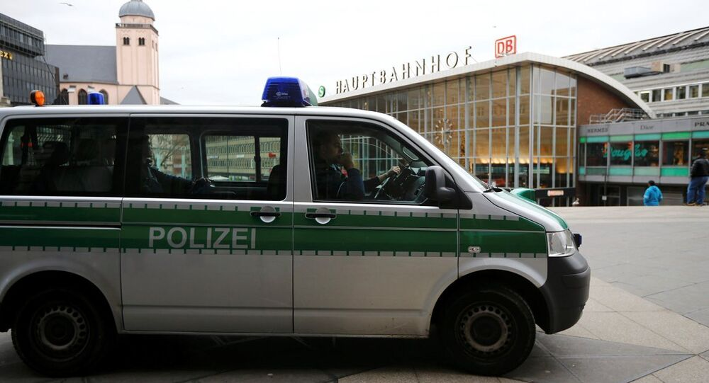 Köln polisi