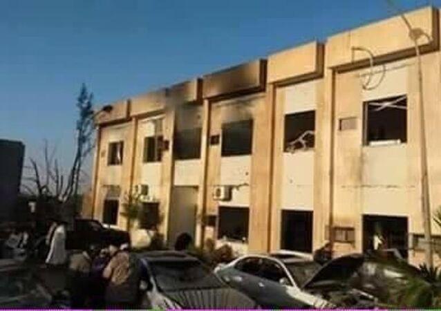 Libya - Zliten'deki saldırı