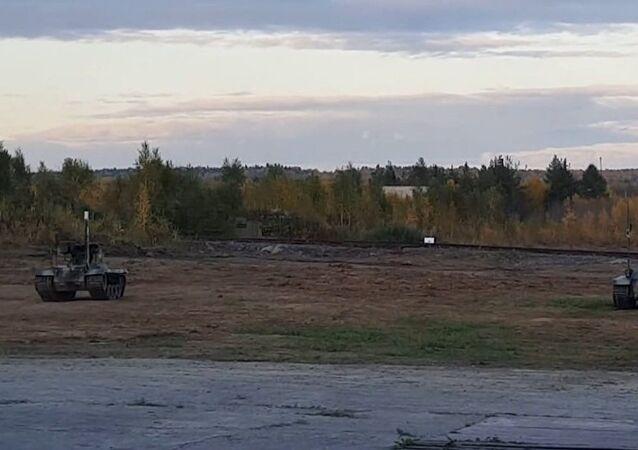 Rusya ordusundan savaş robotu hamlesi