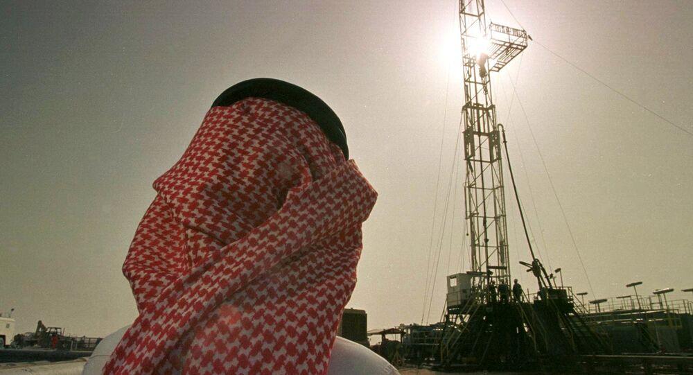 Suudi petrol