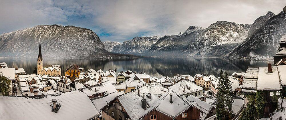 Dünyadan kış manzaraları