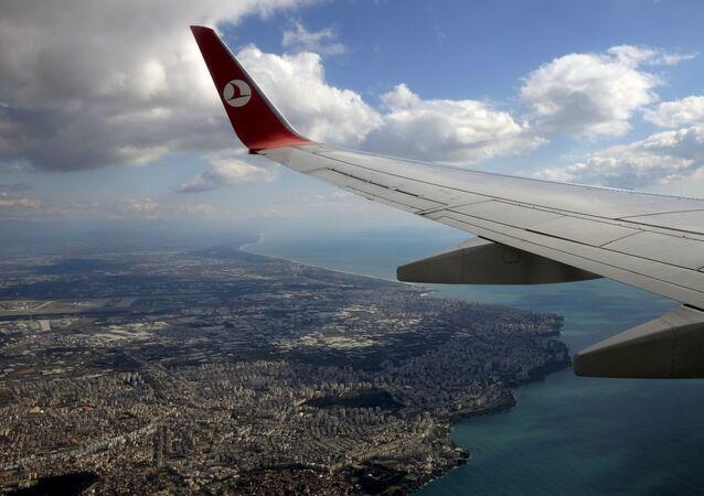 Antalya - Türk Hava Yolları (THY)