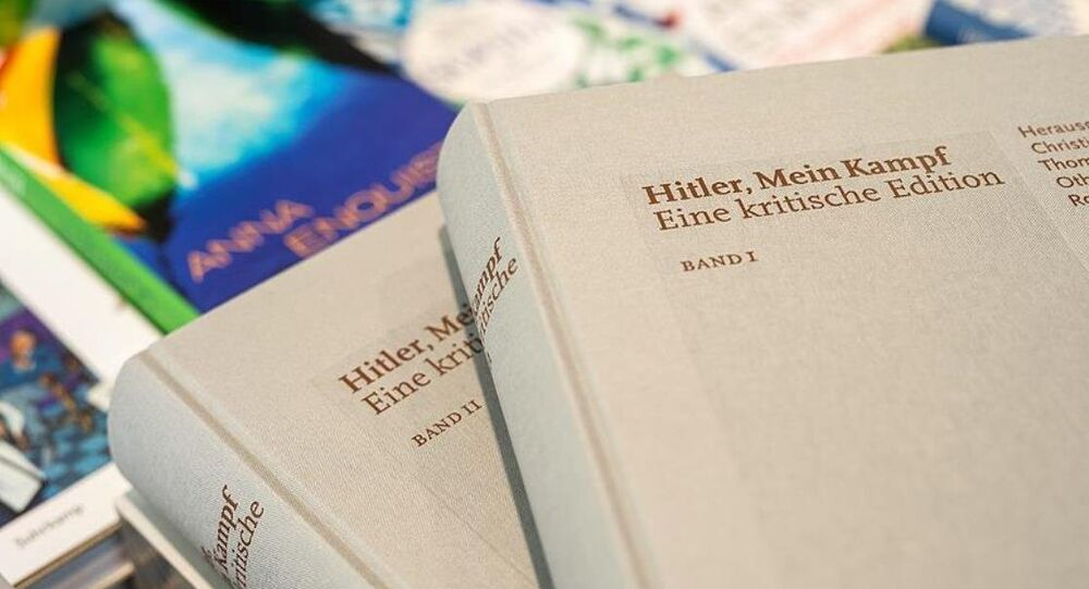 Hitler Kavgam kitabı
