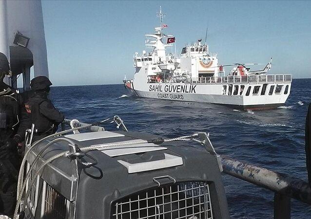 'Albatros Harekatı'ndan ilk görüntüler