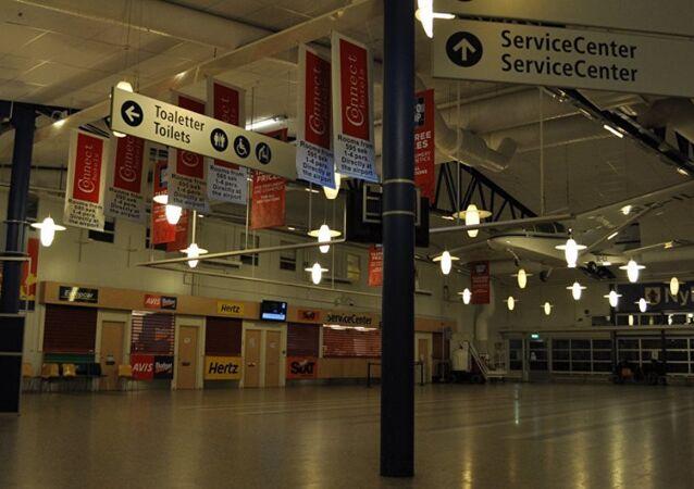 İsveç havaalanı, havalimanı