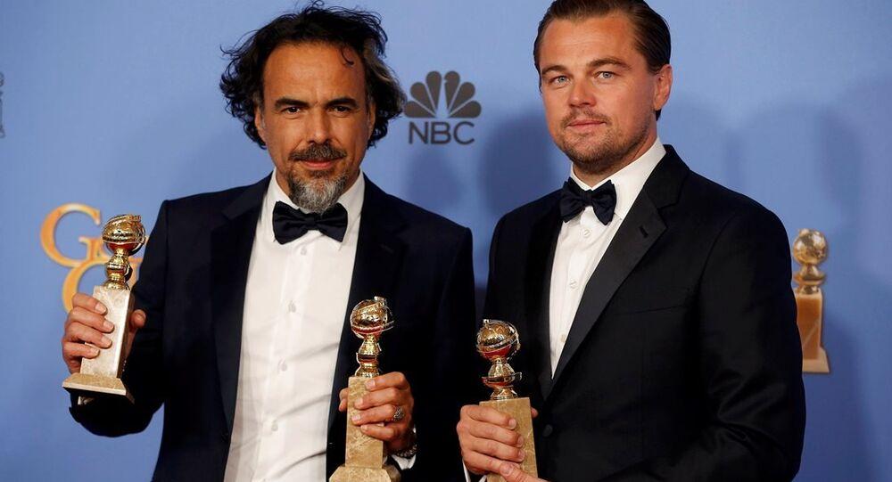 Alejandro Gonzalez Inarritu- Leonardo Di Caprio