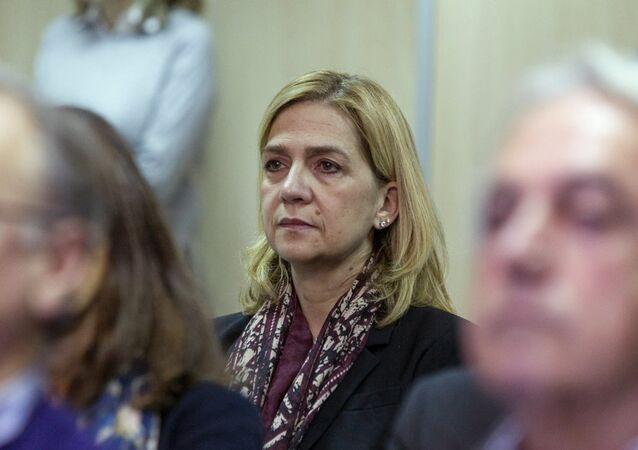 İspanya Prensesi Cristina