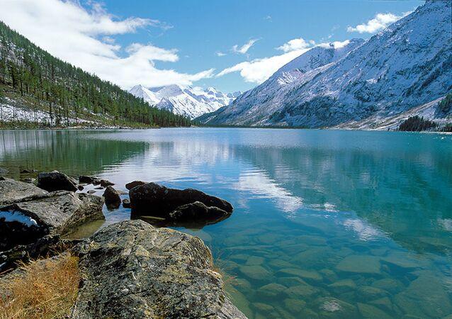 Altay'daki Katun Doğa Koruma Alanı