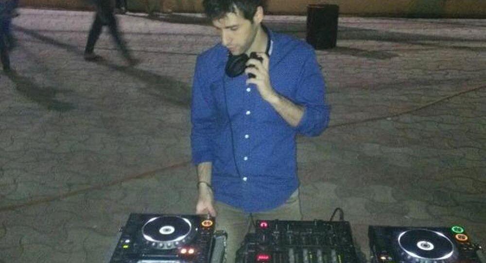 Erbil'e dönen Detroitli DJ Noor Matti