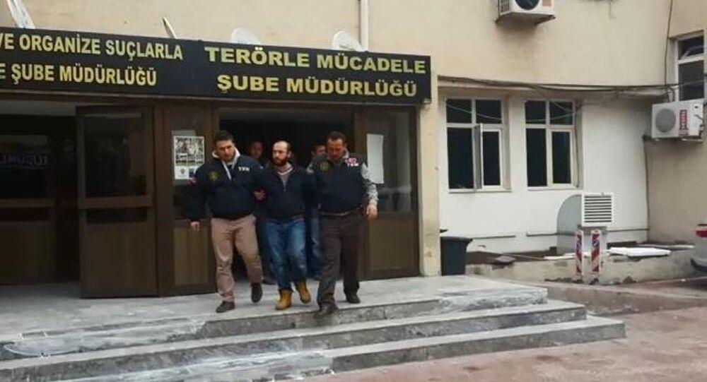 Şanlıurfa'da IŞİD'li canlı bomba yakalandı