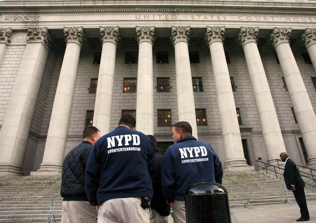 New York polisi