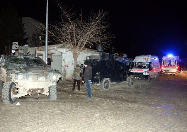 Diyarbakır saldırı