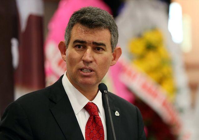 Türkiye Barolar Birliği Başkanı Metin Feyzioğlu