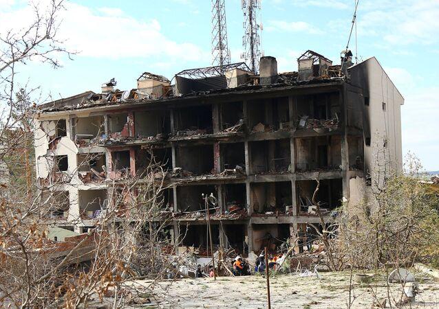 Diyarbakır Çınar'daki polis lojmanına saldırı