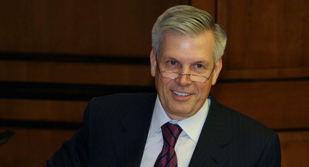 Rosselhoznadzor Başkanı Sergey Dankvert