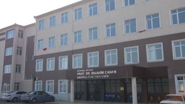 Beykoz Prof. Dr. İbrahim Canan Anadolu Lisesi - Sputnik Türkiye