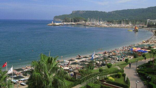 Antalya'nın Kemer ilçesi - Sputnik Türkiye