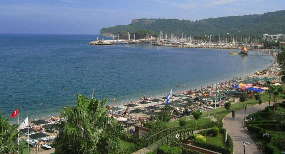 Antalya'nın Kemer ilçesi