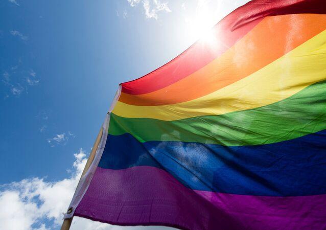 LGBT bayrağı