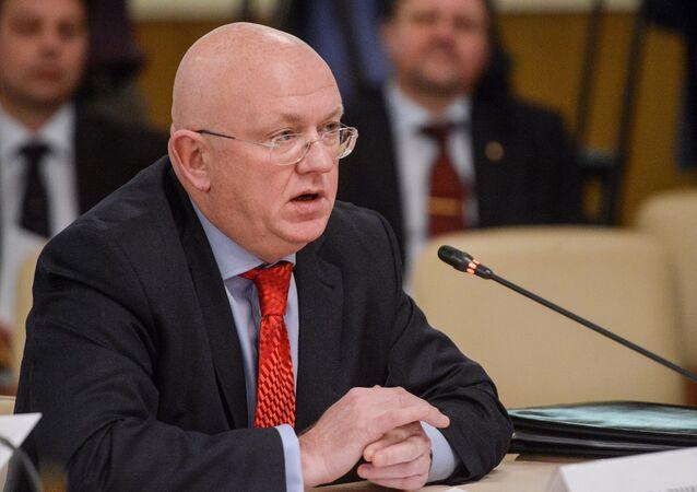 Rusya Dışişleri Bakan Yardımcısı Vassily Nebenziya