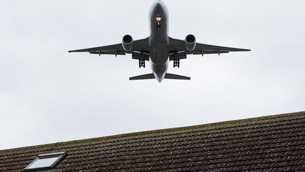 Heathrow havaalanı - Sputnik Türkiye