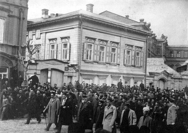Hüseyin Hilmi Paşa'nın Kazan ziyareti