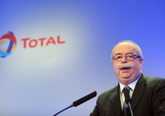 Total CEO'su Christophe de Margerie