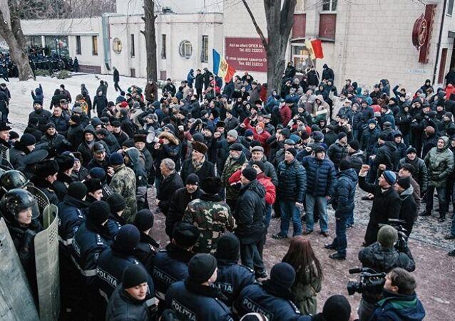 Moldova'daki protestolar