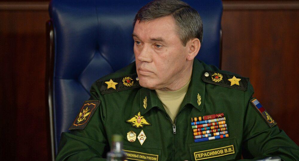 Rusya Genelkurmay Başkanı Valeriy Gerasimov