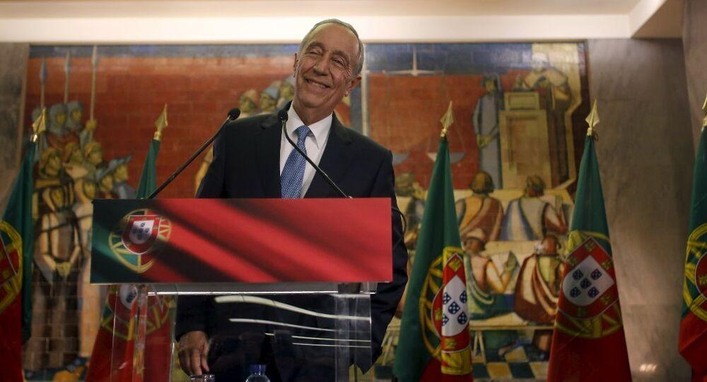 Portekiz Cumhurbaşkanı Marcelo Rebelo de Sousa