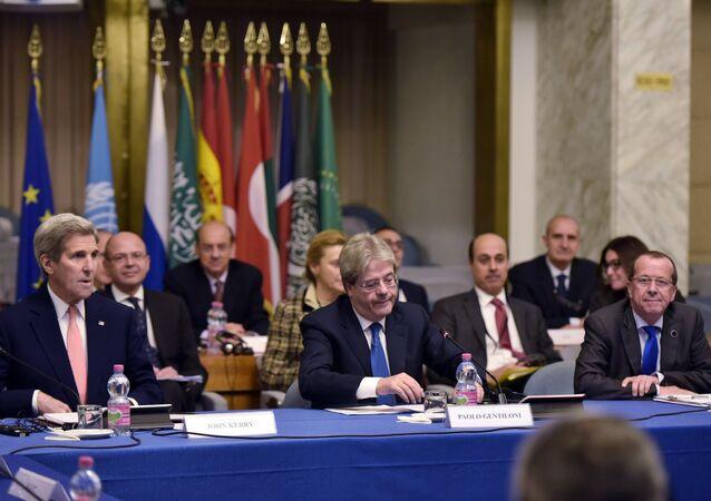 Libya görüşmeleri