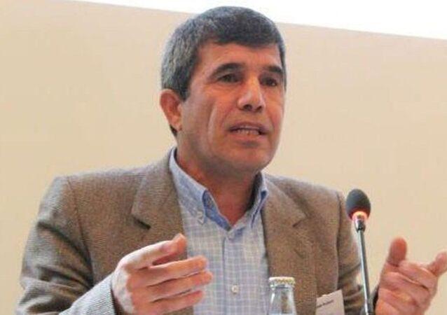 PYD Avrupa Temsilcisi Zuhat Kobani