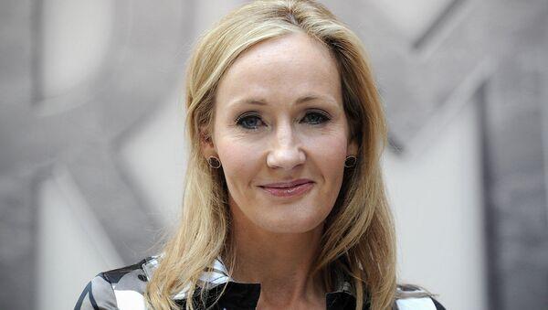 J. K. Rowling - Sputnik Türkiye