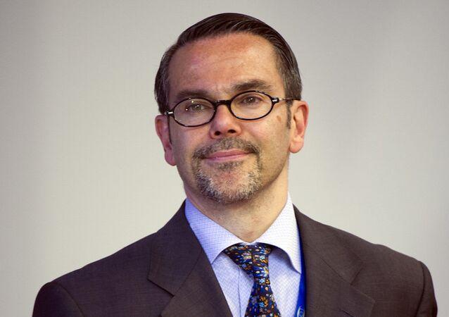 Fransa Dışişleri Bakanlığı sözcüsü Romain Nadal