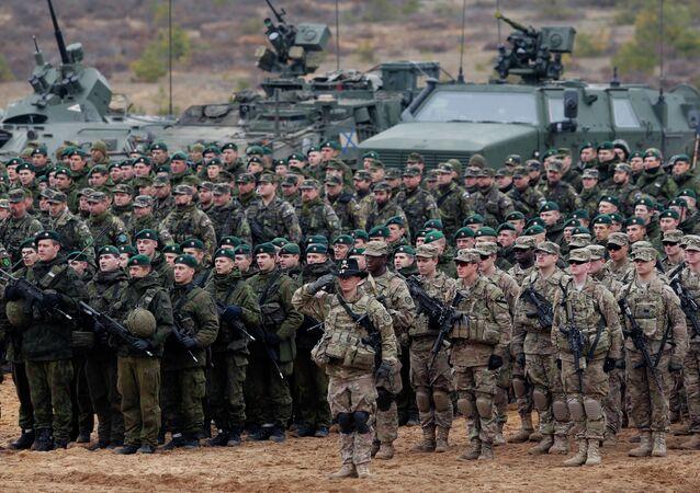 Litvanya - NATO tatbikatı