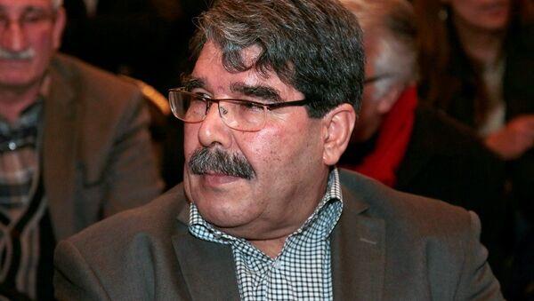 PYD Eşbaşkanı Salih Müslim - Sputnik Türkiye