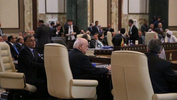 İslam İşbirliği Teşkilatı Üyesi Ülkeleri Parlamento Birliği (İSİPAB) - Sputnik Türkiye