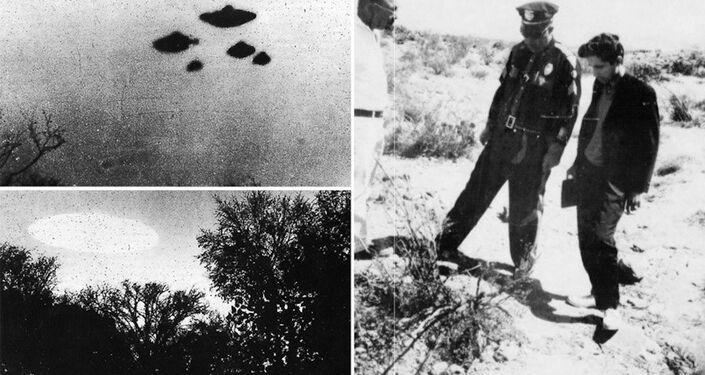 CIA, uçan dairelerle ilgili 'gizli' belgeleri açıkladı