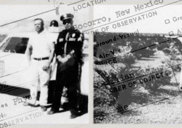 CIA, uzaylılarla ilgili aşivinden bazı belgeleri yayınladı.