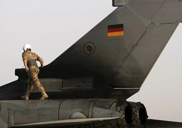 Almanya ordu, asker