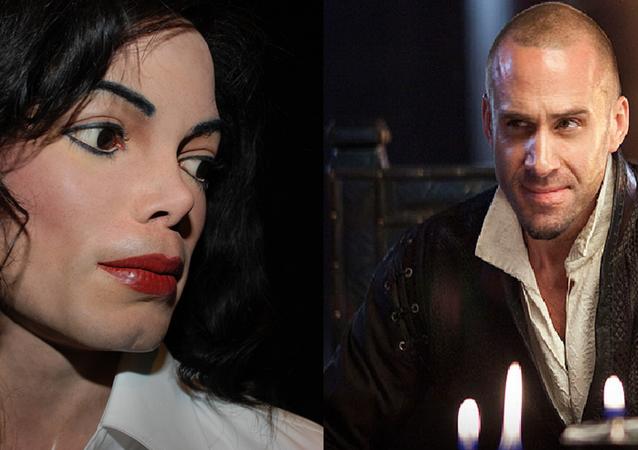 Michael Jackson - Joseph Fiennes