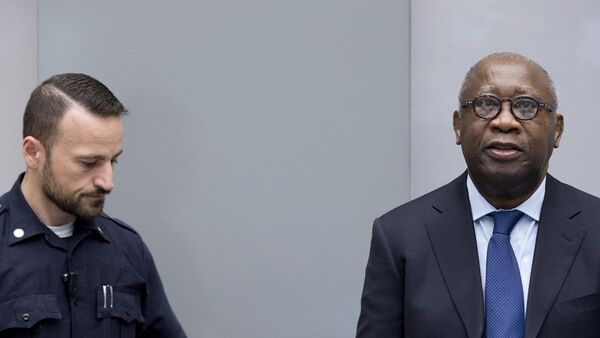 Fildişi Sahili'nin eski Devlet Başkanı Laurent Gbagbo - Sputnik Türkiye