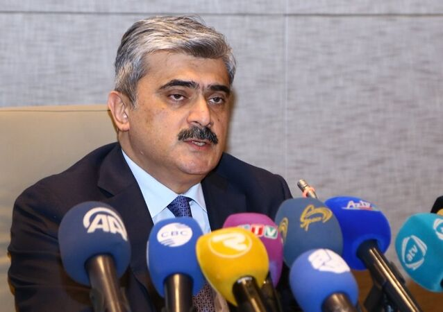 Azerbaycan Maliye Bakanı Samir Şerifov
