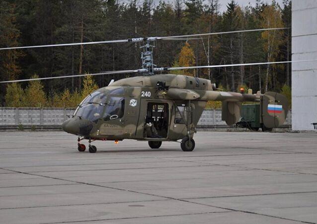 Ka-22T tipi helikopter