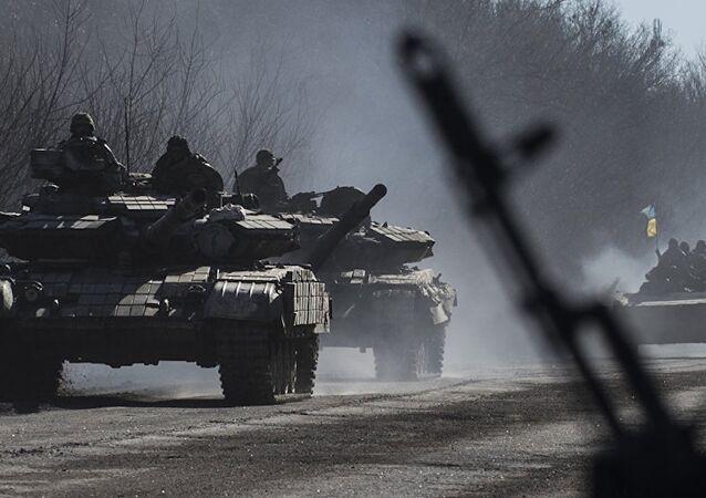 Ukrayna ordusunda ekipman kayıpları devam ediyor.