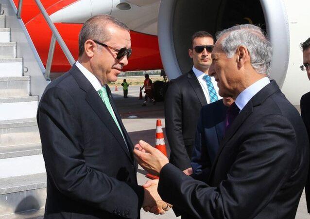 Cumhurbaşkanı Recep Tayyip Erdoğan / Şili