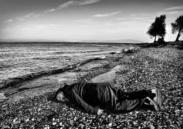 Ai Weiwei-Aylan Kurdi