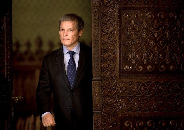 Romanya Başbakanı Dacian Ciolos