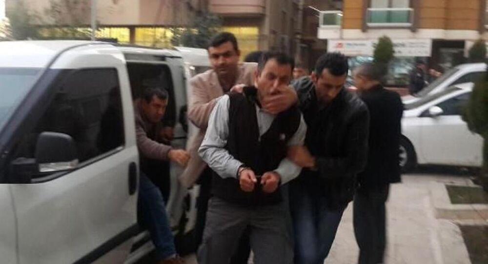 Sabancı suikasti zanlısı İsmail Akkol yakalandı