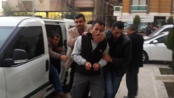 Sabancı suikastı zanlısı İsmail Akkol yakalandı - Sputnik Türkiye